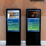 Indoor Interactive kiosks