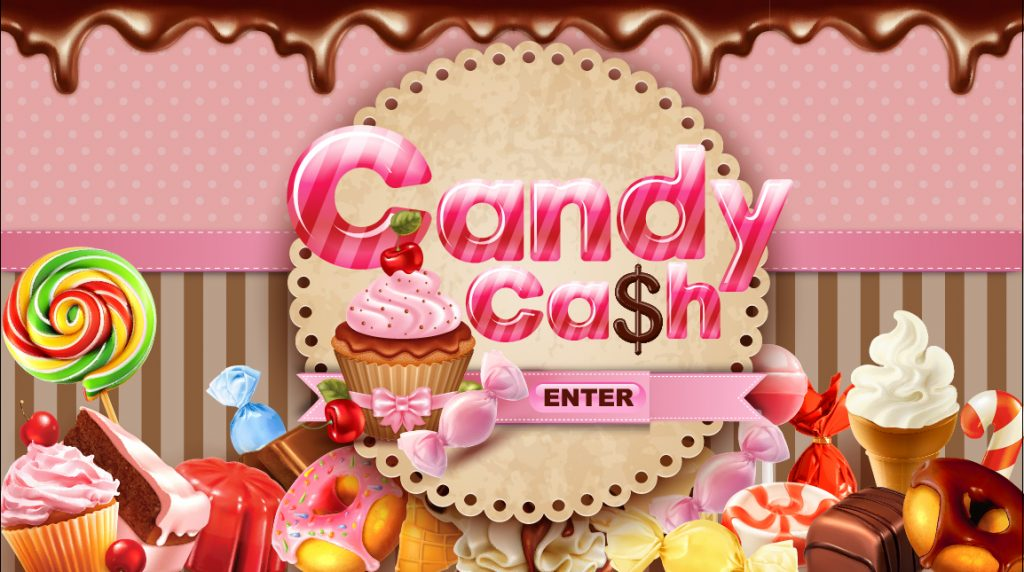 Candy Shop Casino Promotion screen shot