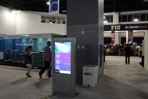 eMerge Americas 2017 Indoor Kiosk