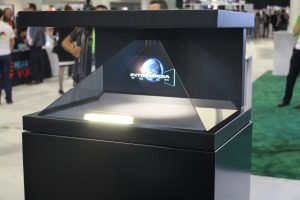 3D Hologram system design and installation | Intermedia Touch