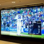 Miami Marlins Video Wall