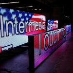 LED Display from Intermedia Touch
