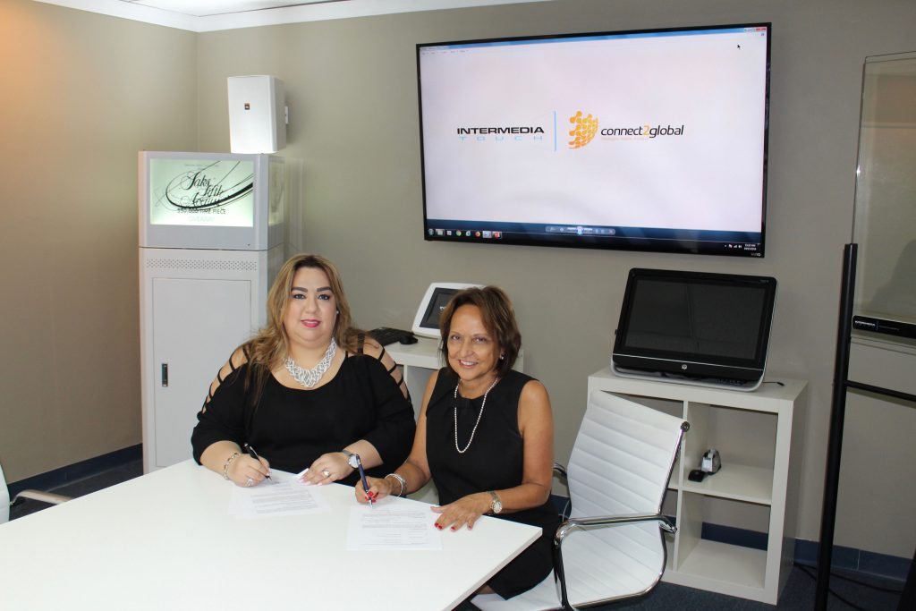 Intermedia Touch and Connect2Global Partnership