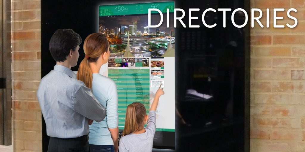 Digital Directories