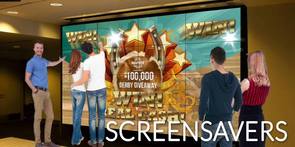 Screensaver Solutions from Intermedia Touch