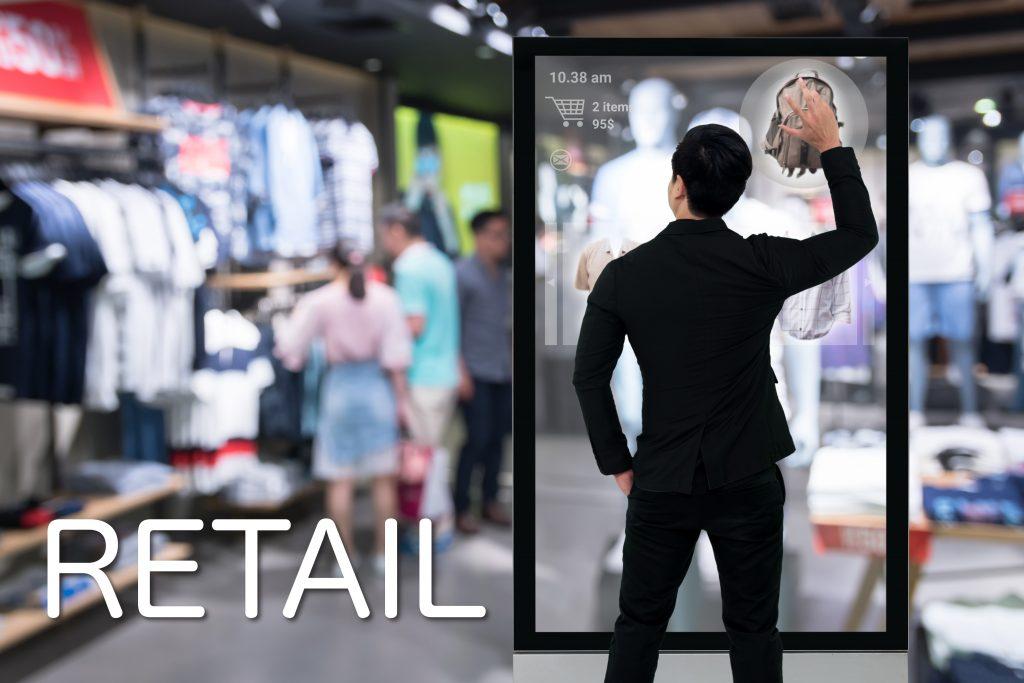Retail Landing Page